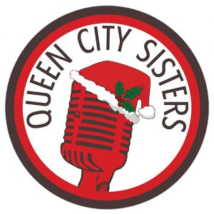 Queen City Sisters Christmas Logo